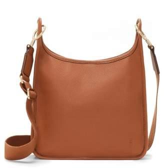 ED Ellen Degeneres Leather Crossbody Bag