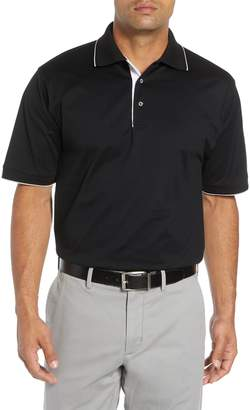 Bobby Jones Solid Tipped Polo