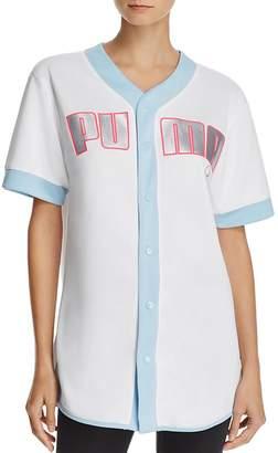 Puma x Sophia Webster Baseball Shirt
