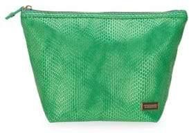 Stephanie Johnson Havana Green Laura Large Trapezoid Bag