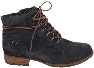 Earth Boone Navy Boot