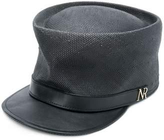 Nina Ricci woven cap
