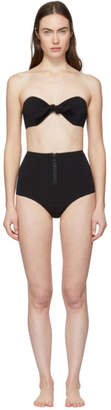 Lisa Marie Fernandez Black Poppy Bikini
