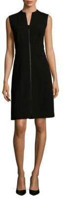Lafayette 148 New York Carlina Wool Fit-&-Flare Dress