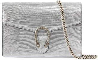Gucci Dionysus Genuine Lizardskin Clutch