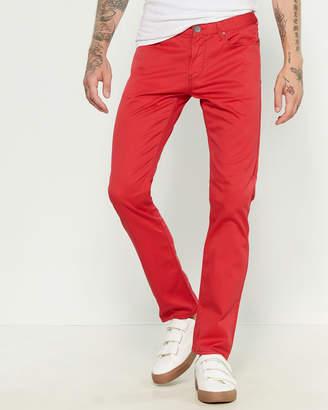 Armani Jeans J06 Slim Fit Solid Pants