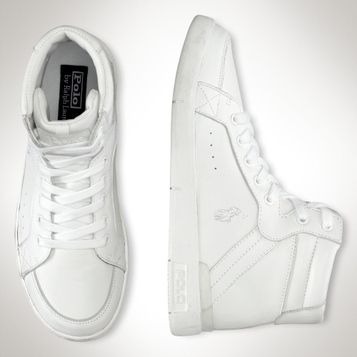 Junior Talbert High-Top Sneaker