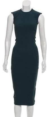 Rick Owens Midi Bodycon Dress