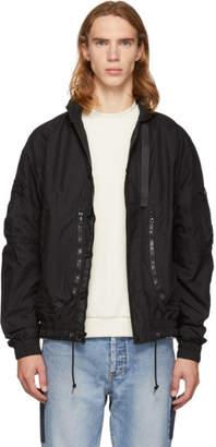 John Elliott Black Parachute Jacket