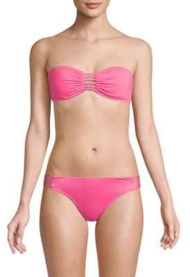 Milly Maglificio Bandeau Bikini Top