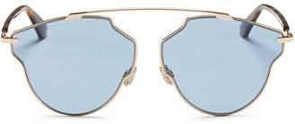 Christian Dior 'Dior So Real Pop' panto sunglasses