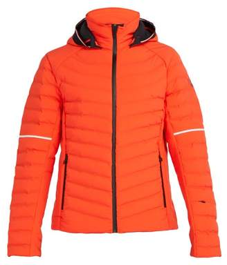 Toni sailer Toni Sailer - Ruven Quilted Ski Jacket - Mens - Orange