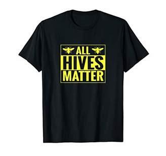 All Hives Matter Beekeeper's parody t-shirt