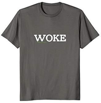 Woke Injustice Enlightenment Awareness Awake Evolved T-Shirt