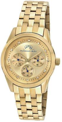 Porsamo Bleu Women's Diana Diamond Japanese Quartz Watch