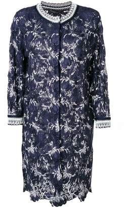 Ermanno Scervino floral lace jacket