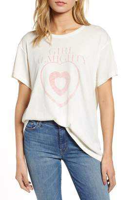 Wildfox Couture Girl Almighty Manchester Tee