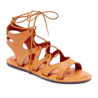 N.Y.L.A. Suzoee Womens Flat Sandals
