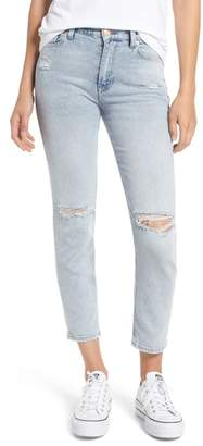 Tommy Jeans Ripped Slim Izzy Jeans