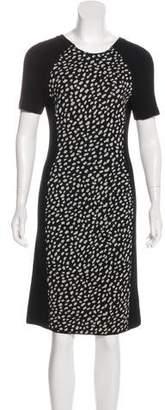 Tory Burch Knit Knee-Length Dress