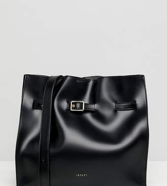 Inyati Eleni unstructured bucket bag