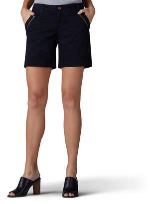 Lee Tailored Chino Zipper Shorts