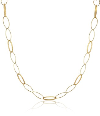 Torrini Marina - 18K Yellow Gold Oval Link Necklace