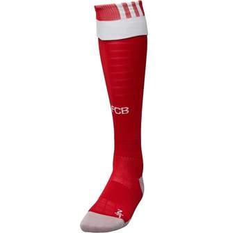 2b523dd83 adidas FC Bayern Munich Home Replica Football Socks FCB True Red White Power  Red