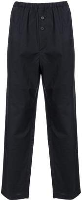 Jil Sander Loose fit trousers