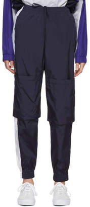 Perks And Mini Navy Persp-Active Track Lounge Pants