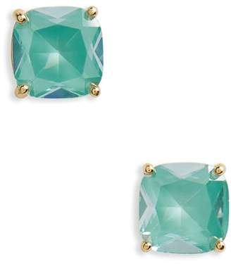 Kate Spade Small Square Enamel Stud Earrings