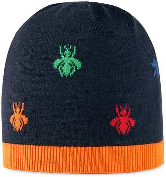 6e927a90b76b Gucci Children s bees and stars wool knit hat