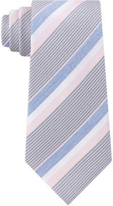 Kenneth Cole Reaction Men's Slim Denim Stripe Tie