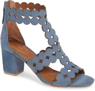 Sudini Novara Block Heel Sandal