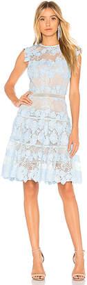 Bronx and Banco Flamenco Mini Dress