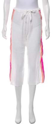 Lemlem Texture Cropped Pants