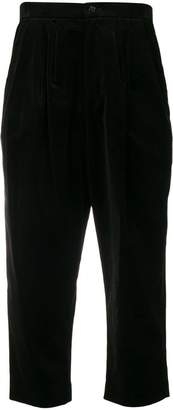 Comme des Garcons cropped trousers