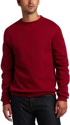 MJ Soffe Soffe Men's Training Fleece Crew Sweatshirt