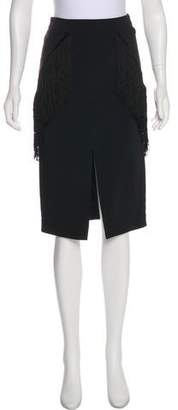 Jonathan Simkhai Knee-Length Pencil Skirt w/ Tags