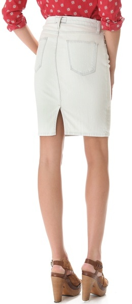 Current/Elliott The Pencil Skirt