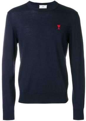 Ami Alexandre Mattiussi 'Ami de Coeur' crewneck sweater