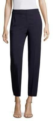 St. John Classic Cady Stretch Crop Trousers