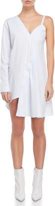 Each X Other Asymmetric Shirt Dress