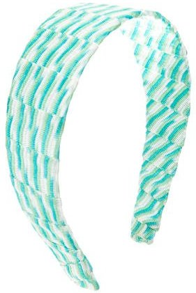 Missoni Missoni Multicolor Crocheted Headband