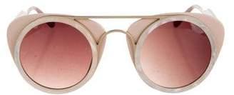 Smoke x Mirrors Sodapop lll Round Sunglasses