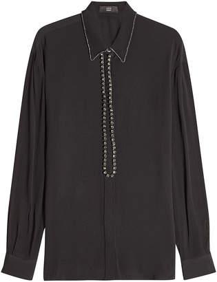 Steffen Schraut Embellished Shirt