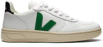 Veja V-10 low-top leather trainers