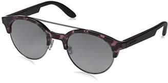 Carrera Women's 5035/S Havana Cherry Brown/Gray Mirror Lens