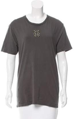 Figue Embellished Short Sleeve T-Shirt