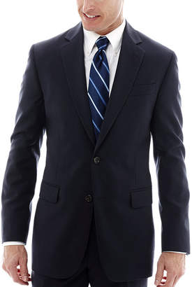 STAFFORD Stafford Super 100 Royal Navy Suit Jacket